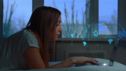 Distant Communication Network Concept