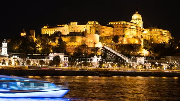 Thumbnail for Budapest Danube by Night