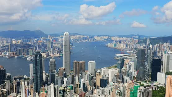Thumbnail for Hong Kong Skyline
