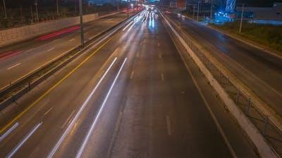 Traffic City Light