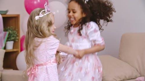 Joyous Little Fairies