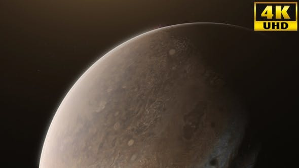 Thumbnail for Planet Jupiter In Space 5