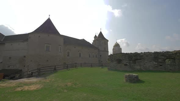 Medieval Fortress in Romania
