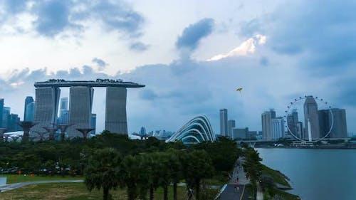 Singapur Wahrzeichen