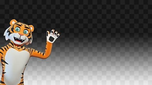 Tiger Greets