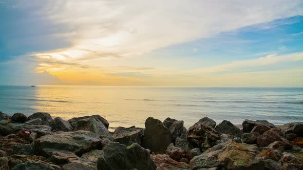 Thumbnail for Sunrise At Sea