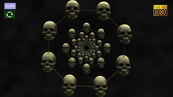 Thumbnail for Skull Circle HD