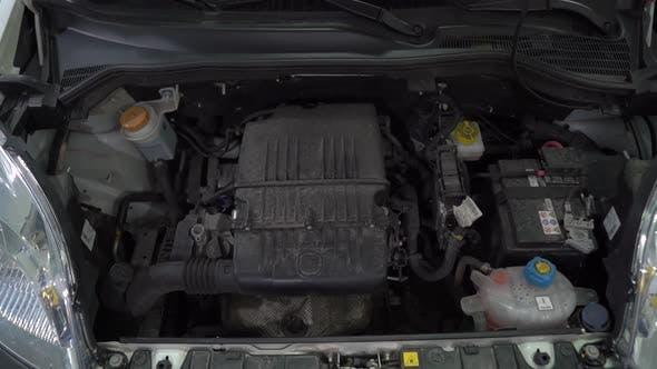 Thumbnail for Internal Parts Of Car