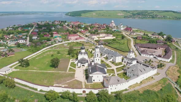 Thumbnail for White Assumption Cathedral and Monastery of the Town-island of Sviyazhsk, Russia