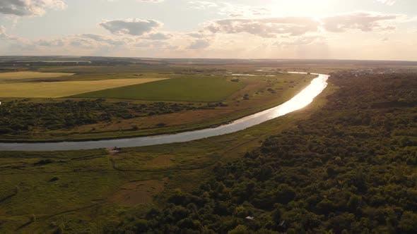 Thumbnail for Sunset River