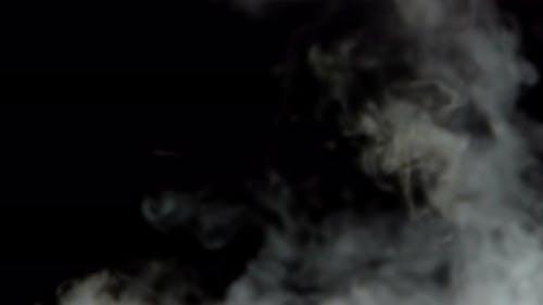 Smoke Tornado