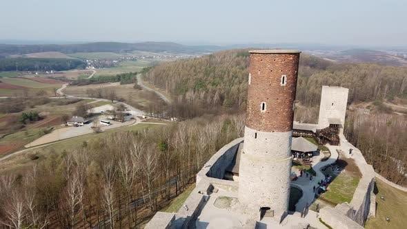 Thumbnail for View From the Tower of the Old Castle.