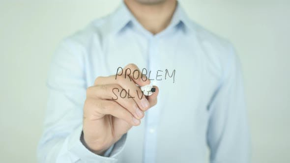 Thumbnail for Problem Solving, Writing On Screen