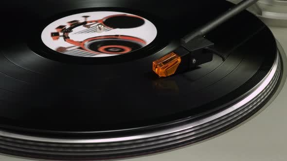 Thumbnail for Listening To Music With Vinyl Records