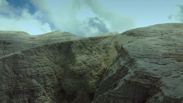 Dolomites in Italy