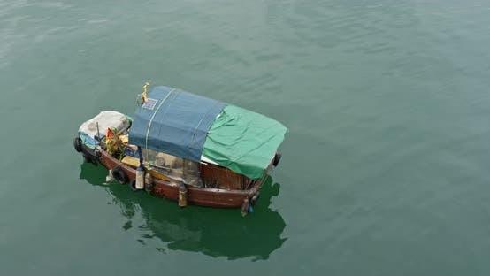 Thumbnail for Hong Kong sampan ship