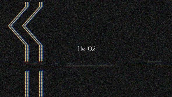 Thumbnail for Tv Distort Loop Pack
