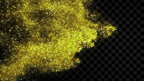 Wave Golden Sand