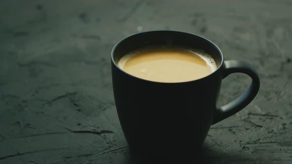 Thumbnail for Tasse Heißer Kaffee