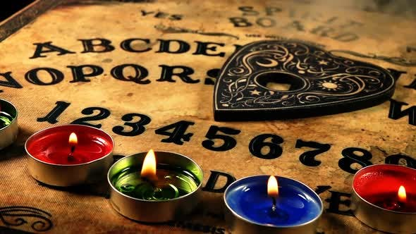 Thumbnail for Ouija Board 6