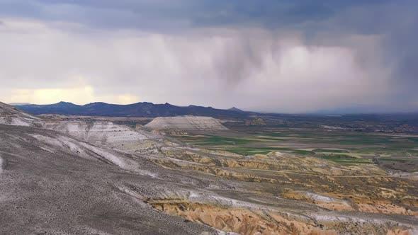 Thumbnail for Cappadocia Rain Clouds