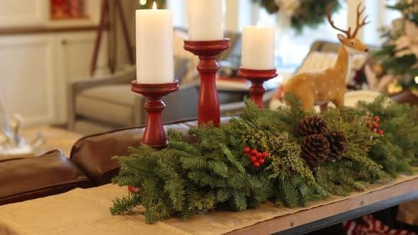 Thumbnail for Festive Christmas decor