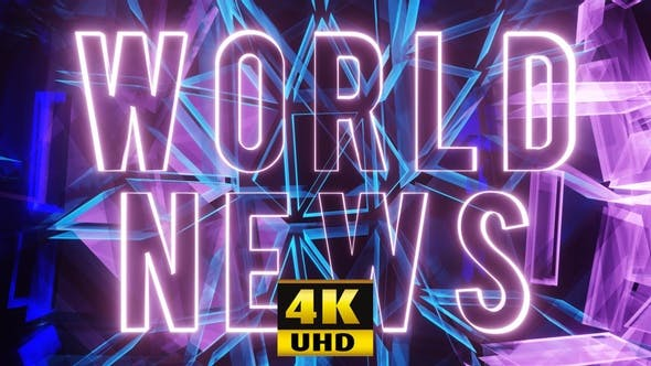 World News ProRes 4K