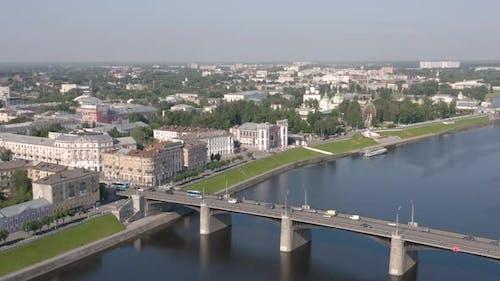 Cityscape of Tver