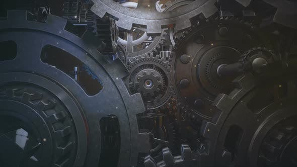 Cover Image for Epic Gears