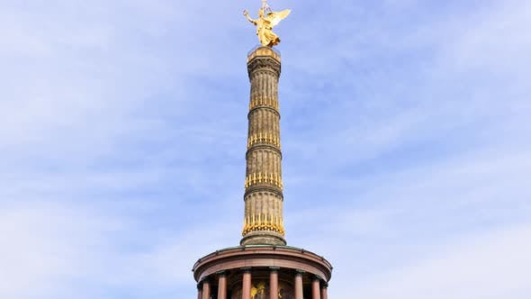 Thumbnail for Berlin Victory Column Hyperlapse