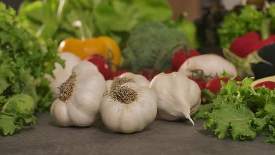 Garlic and Veggies