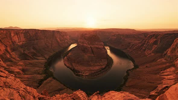 Thumbnail for Horseshoe Bend USA | The Iconic site from Day to Night