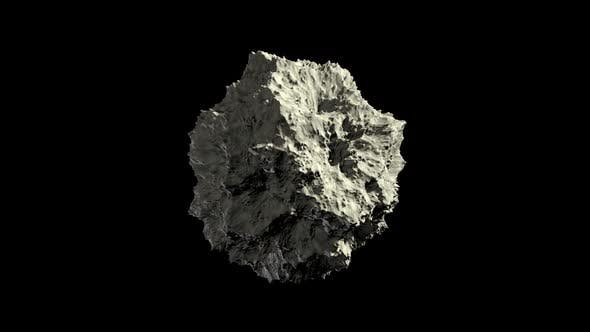 Cover Image for Asteroid
