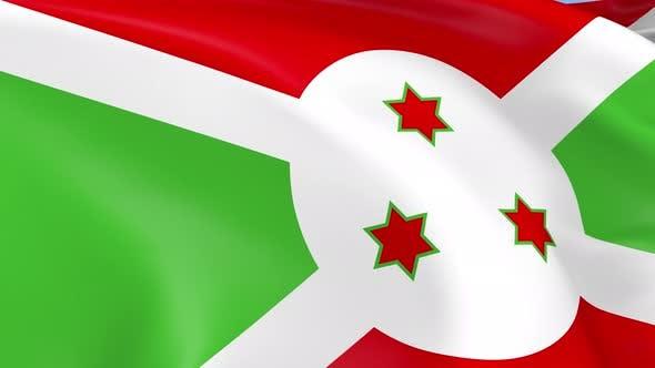 Thumbnail for Burundi Flag