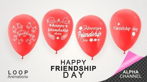 Happy Friendship Day Celebration