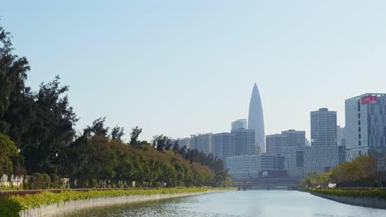 Thumbnail for Geschäftsviertel in Shenzhen