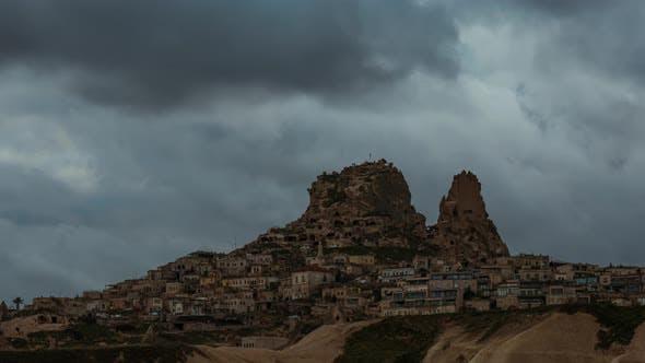 Cappadocia Uchisar Town