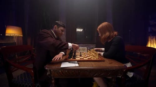 Chess Sparing