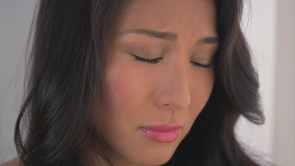 Thumbnail for Japanese woman grieving