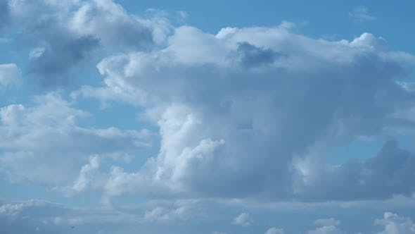 Thumbnail for Clouds Moving Sideways