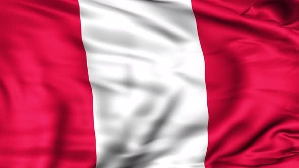 Cover Image for Peru Flag