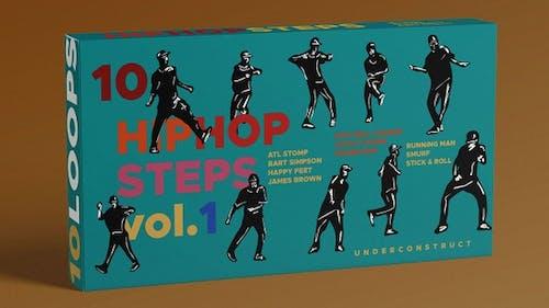 Hip Hop Steps vol.1