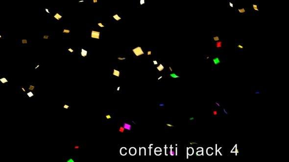 Thumbnail for Confetti 4 Pack 4K