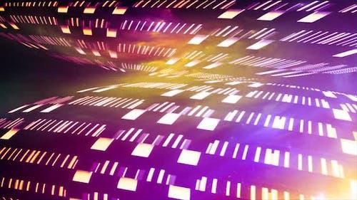 Stage Decorative Lights Pink 25