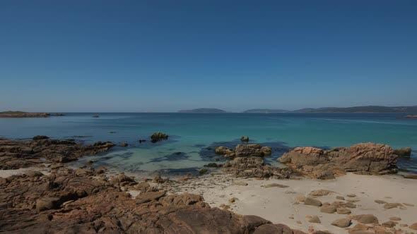 Galicia Stone Beach