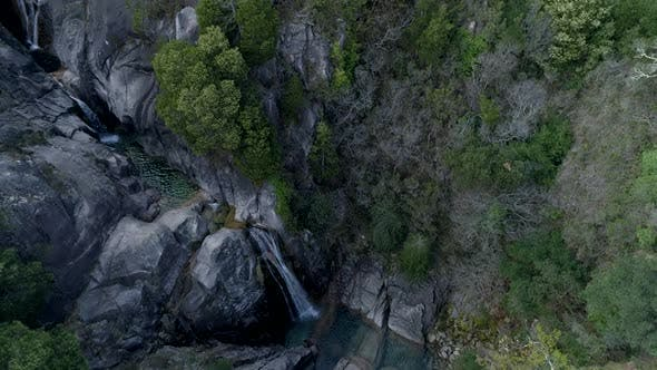 Thumbnail for Waterfall from Above