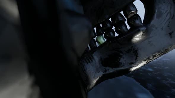 Skull Intro