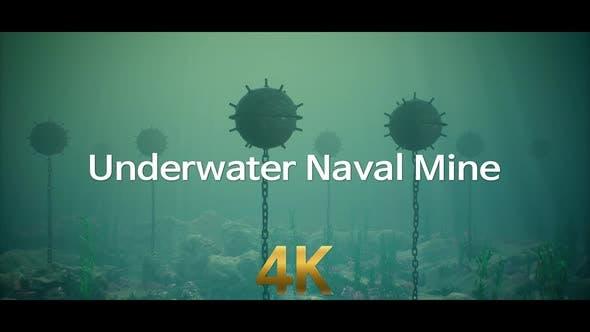 Thumbnail for Underwater Naval Mine