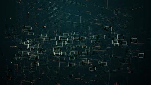 Technologie der abstrakten Quadrate