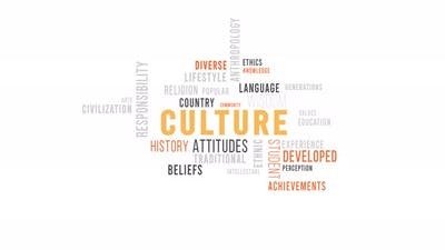 Word Cloud Culture